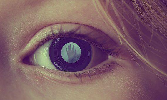 Ojo, Humana, Globo Ocular, Visión