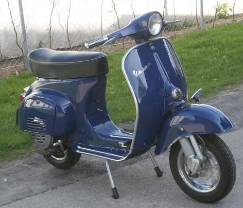 scooter oldtimer vespa 125 primavera design rides. Black Bedroom Furniture Sets. Home Design Ideas