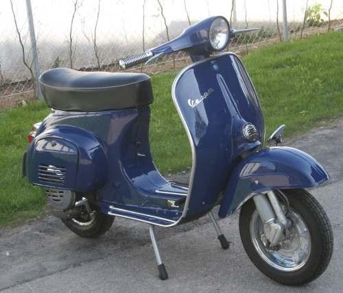 scooter oldtimer vespa 125 primavera design rides. Black Bedroom Furniture Sets. Home Design Ideas