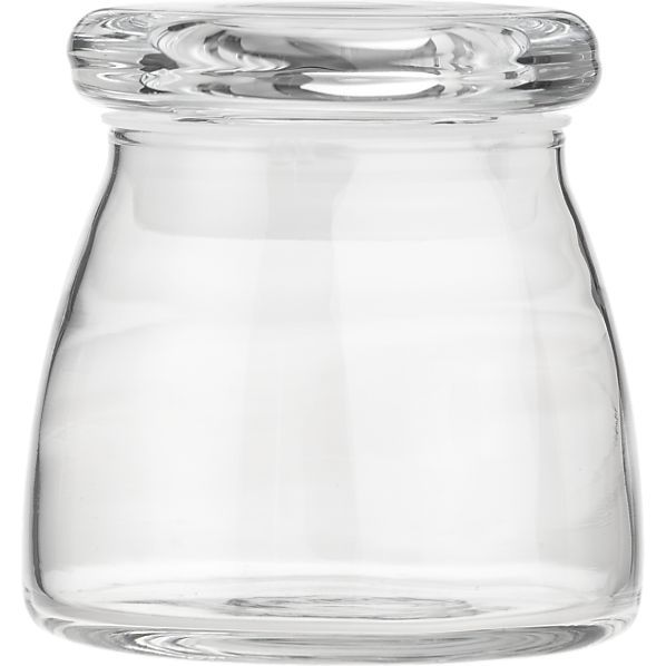 Glass Spice Jar - Crate and Barrel