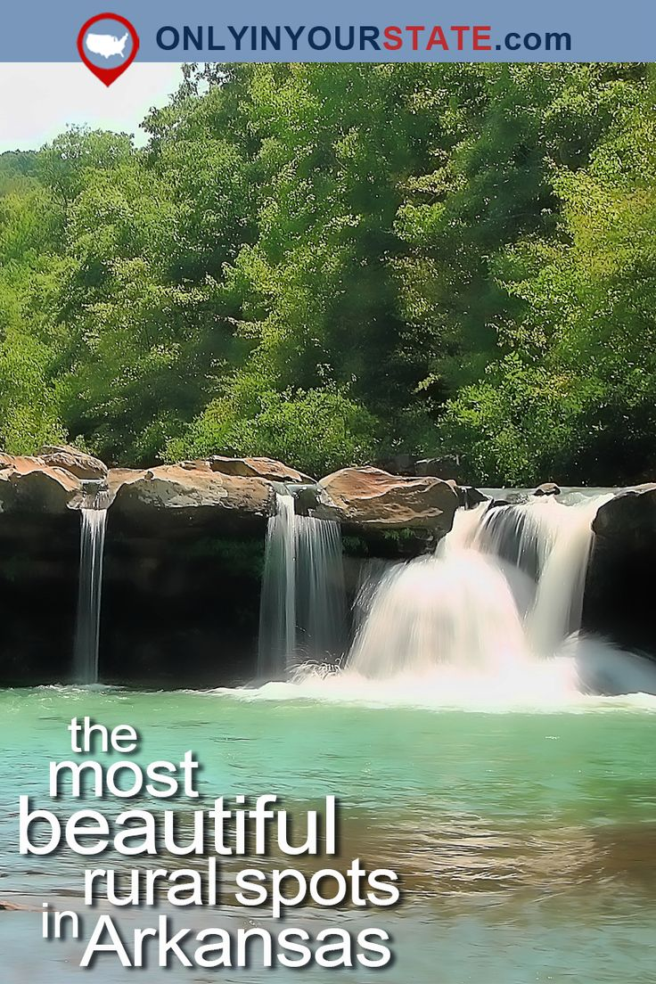 13 places in rural arkansas that prove life in the natural