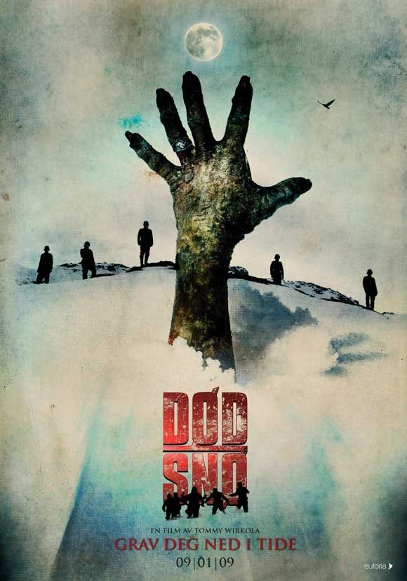 Dead Snow 27x40 Movie Poster (2009)