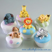 animal cupcakes cupcake ideas cupcake toppers decorated cupcakes ...