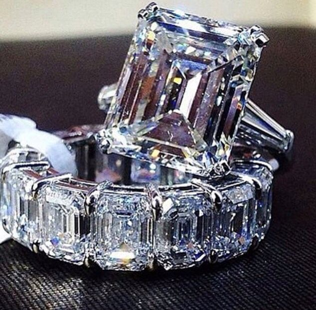 Diamond Rings http://www.theopulentlifestyle.info