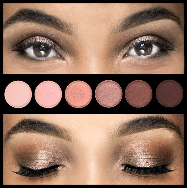 Brown Eyes - Eye Makeup Tutorial