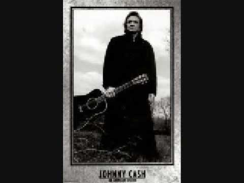 Johnny Cash - Solitary Man (Neil Diamond)