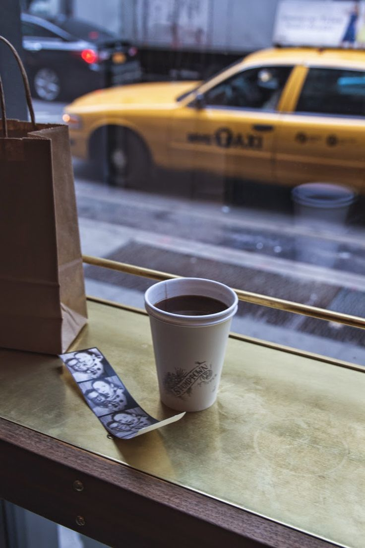 A COFFEE GEEK'S GUIDE TO NEW YORK