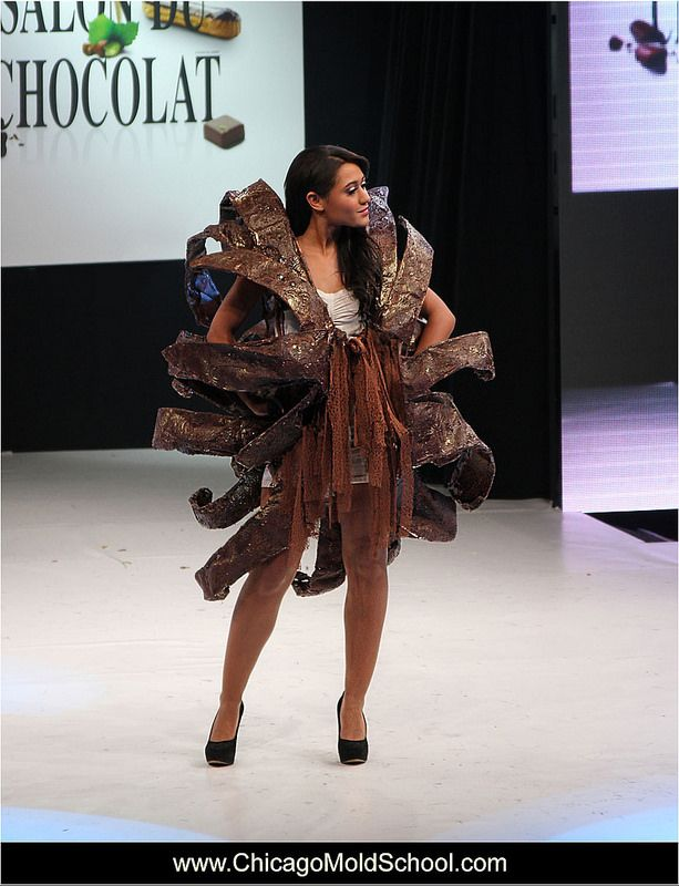 51 best Chocolate Fashion Show in Paris images on ...