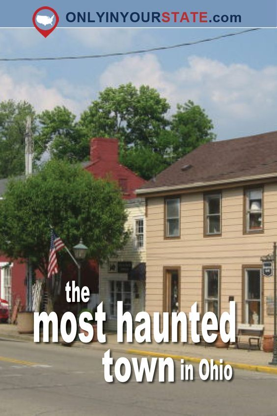 Travel   Ohio   Haunted   Small Town   History   Ghosts   Attraction   Paranormal   Scary Places   Creepy   Spooky   Rural Ohio   Rural   Midwest   Waynesville   Haunted US   Haunted Places   Real Haunted Places