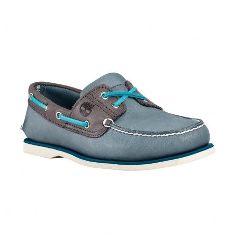 Soldes - Timberland A16KY - Classic Boat 2-Eye Homme