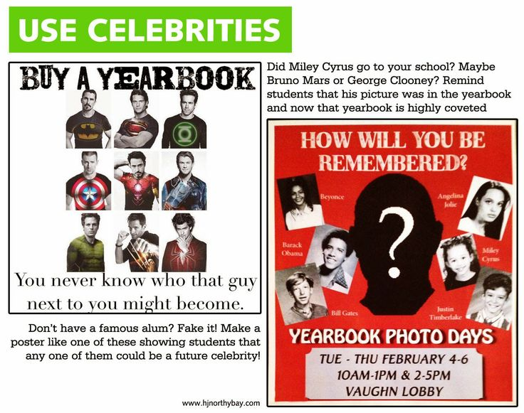 Funny Yearbook Promotion Ideas: 301 Moved Permanently