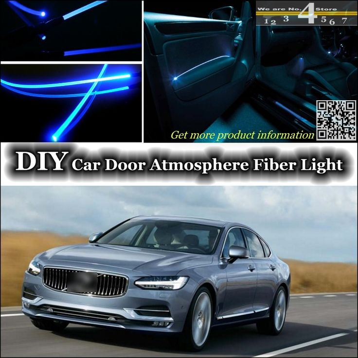 For Volvo S90 V90 940 960 Interior Ambient Light Tuning