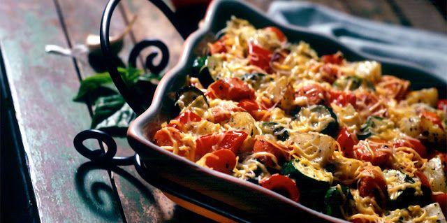 mymommy.gr | Μαμά και Παιδί : Συνταγή: Ανάμεικτα λαχανικά στο φούρνο με τυρί