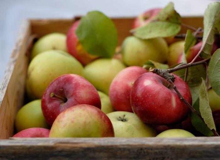 Glutenfri smulpaj med äpplen – lätt recept