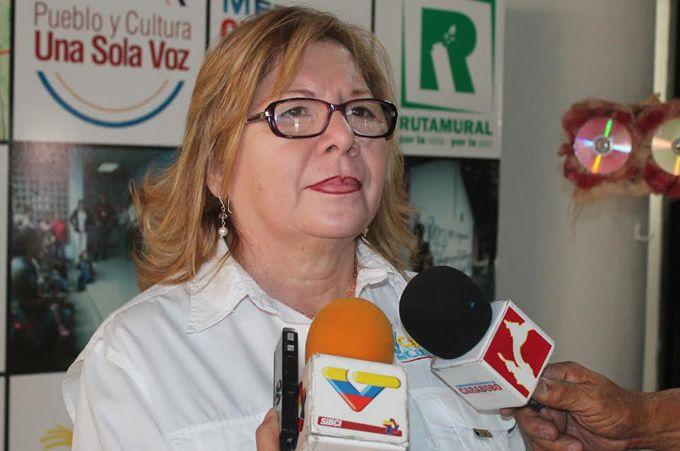 Ameliach promueve cultura como instrumento de paz en Carabobo