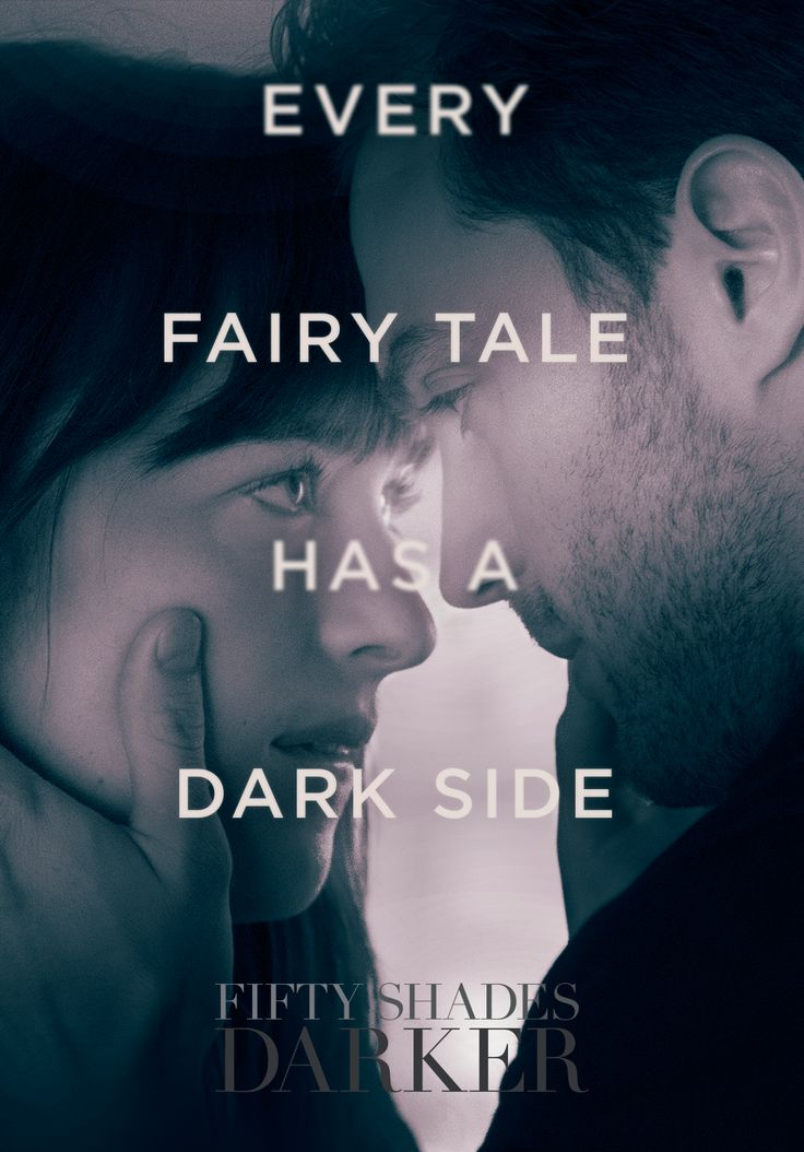 Every fairytale has a dark side. Dakota Johnson is Anastasia Steele & Jamie Dornan is Christian Grey. | Fifty Shades Darker Movie | In theaters February 10.