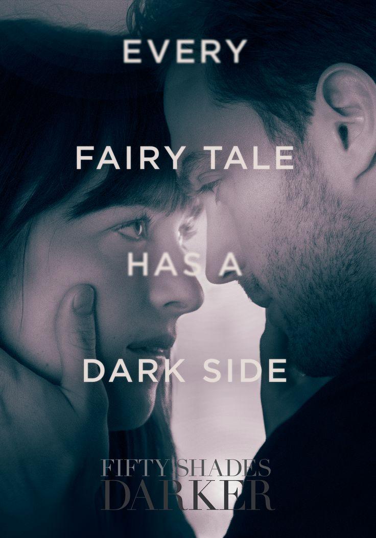 Every fairytale has a dark side. Dakota Johnson is Anastasia Steele & Jamie Dornan is Christian Grey. | Fifty Shades Darker Movie | In theaters February 10.