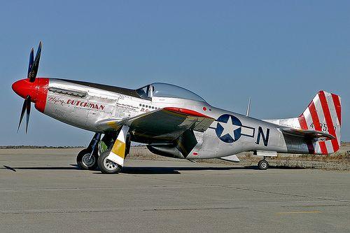 North American P-51D Mustang | Flickr - Photo Sharing!
