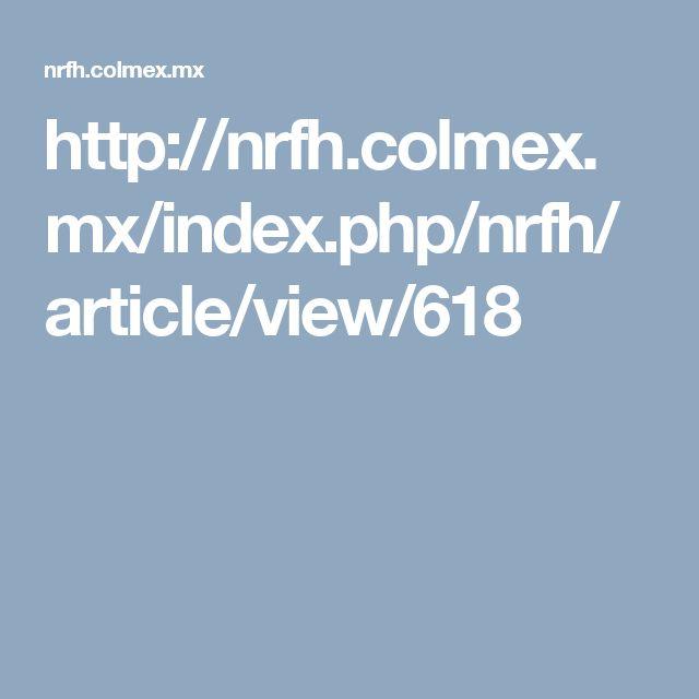 http://nrfh.colmex.mx/index.php/nrfh/article/view/618
