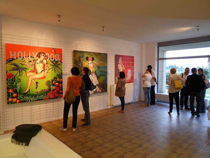 exhibition, 7th of June 2013