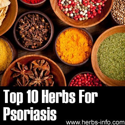 Herbs For Psoriasis