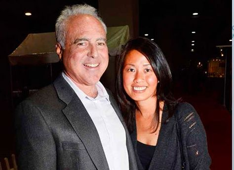 Meet Mrs. Tina Lai Lurie aka Tina Lurie; she is the second wife of Jeffrey Lurie, majority owner of the Philadelphia Eagles.