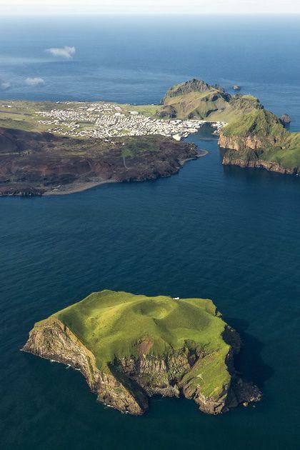 Westman Islands, Iceland