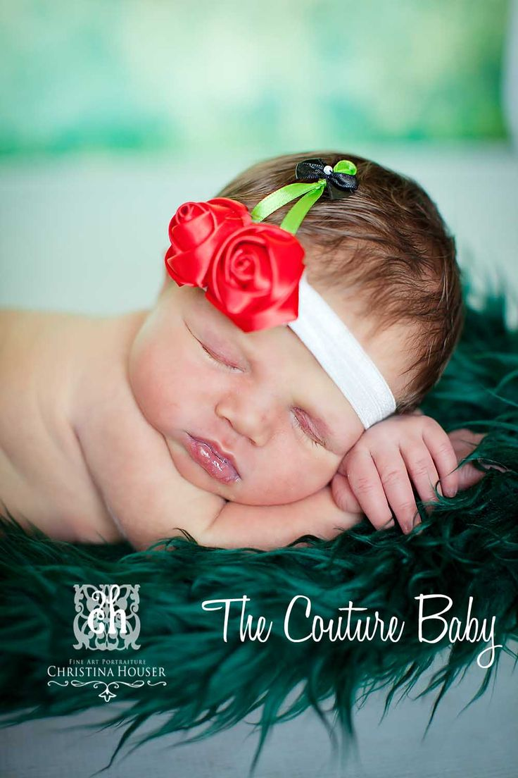 Be best hair accessories for baby - Little Miss Cherry Baby Headband