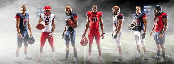 university of arizona football | UniformUpdate: University of Arizona unveils interesting new football ...