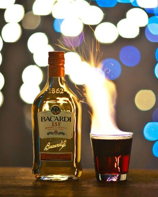 12 Bacardi 151 Recipes That Don't Taste Like Gasoline