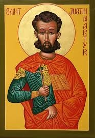 Feast of St. Justin Martyr; Christian Religious Observance; June 1; Greek-born philosopher, martyred in Rome. One of the first Christian apologists. Patron saint of philosophers.