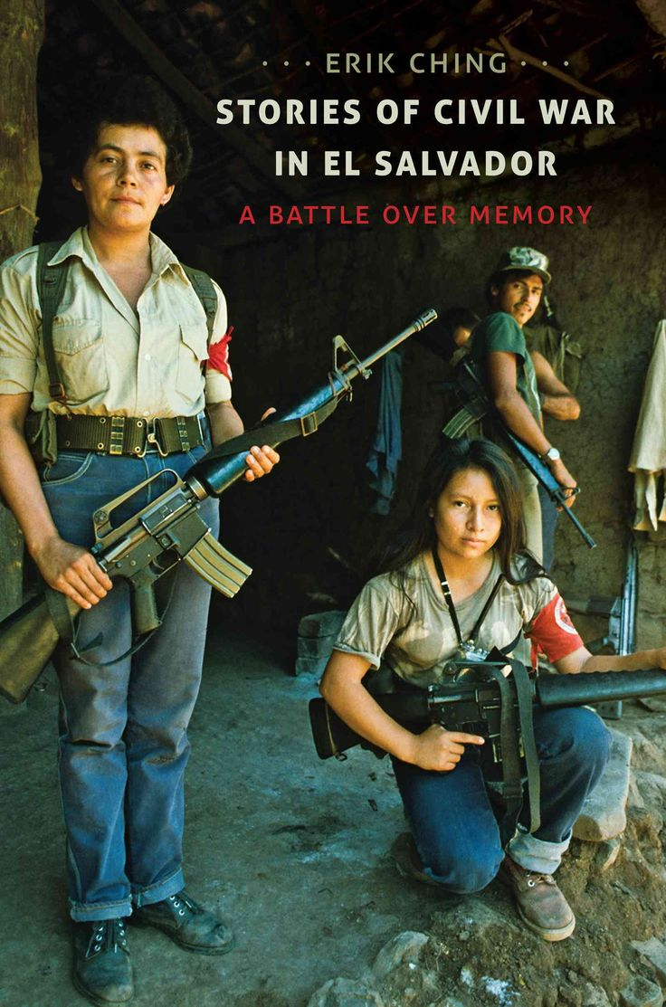 El Salvador's civil war began in 1980 and ended twelve bloody years later. It saw extreme violence on both sides, including the terrorizing and targeting of civilians by death squads, recruitment of c