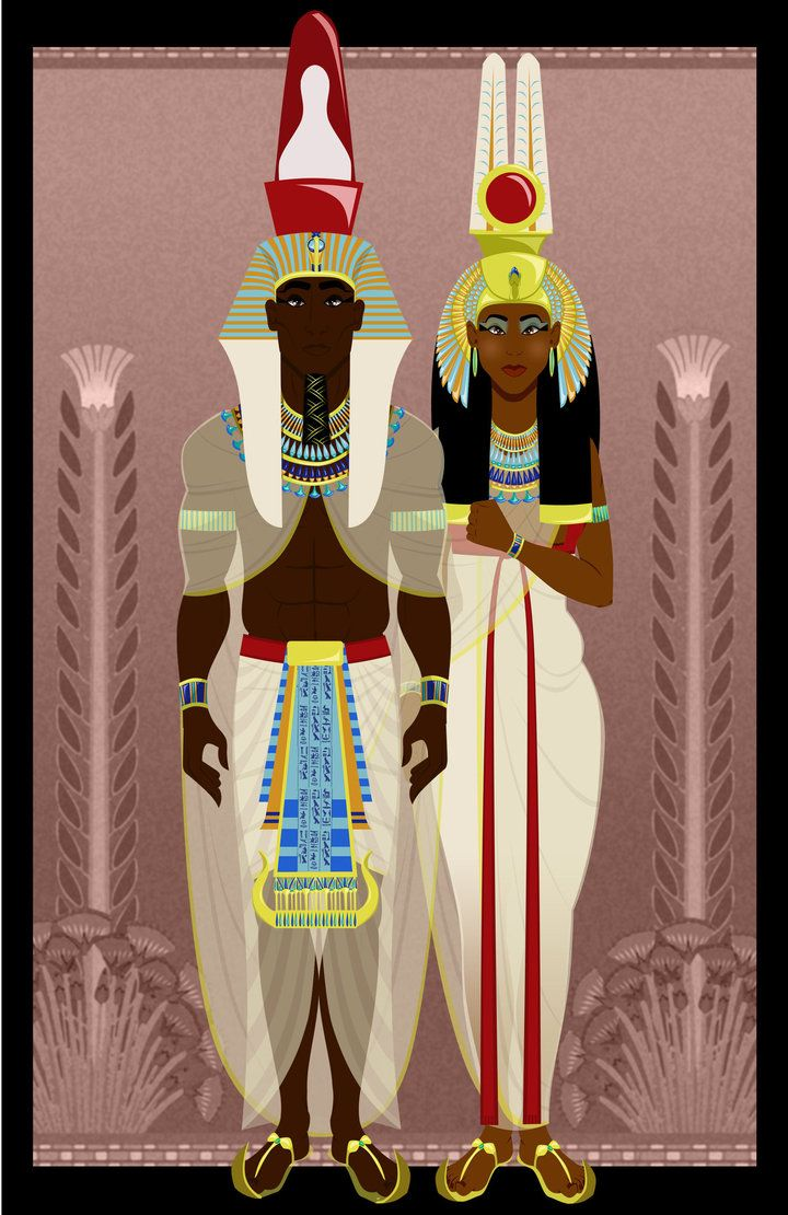 history of egypt and its religion and pharaohs Throughout much of egypt's ancient history its people followed a polytheistic religion in which a vast number of gods and goddesses were venerated one of the most important was osiris, god of .