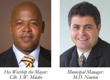 Mayor and Municipal Manager
