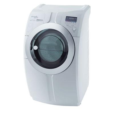 Lavadora de Roupas Automatica Mueller Special Lava e Seca 7KG, Painel Digital Branca