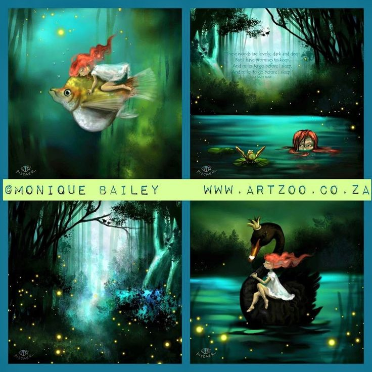 Digital prints © Monique Piscaer Bailey. Available at www.artzoo.co.za