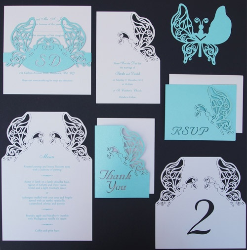 Butterfly Themed Wedding Invitations: 17 Best Images About Butterfly Wedding Theme On Pinterest
