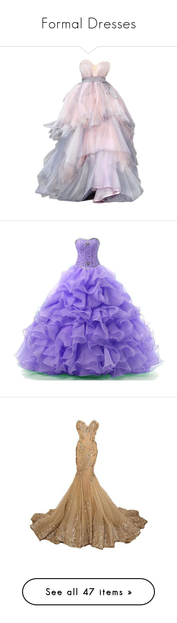 """""""Formal Dresses"""" by lady-madhatter ❤ liked on Polyvore featuring dresses, gowns, long purple dress, long evening gowns, purple homecoming dresses, purple evening gowns, long homecoming dresses, long dresses, long prom dresses and prom ball gowns"""