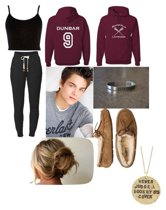 """""""Lazy Day with Liam Dunbar"""" by walkingdeadandteenwolfobsessed ❤ liked on Polyvore"""