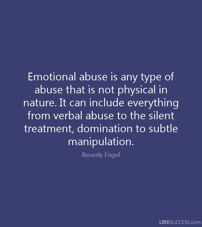 offenders psychological and physical treatment The psychological rehabilitation of offenders is not a  difficulties people had in accessing psychological treatment to overcome childhood sexual and physical.
