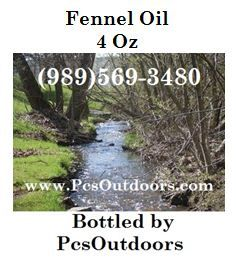 Fennel Oil 4 oz. Quality Lure & Bait Ingredient: Fennel Oil 4 oz. Product of the carrot… #TrapperSupplies #TrapperBooks #TrapperVideos