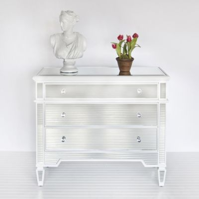 vegas white glass mirrored bedside tables. Cary White Mirrored Chest Product Information With Detailing And Glass Round Knobs Nickel Accents. X Teen Girls Love Their Vegas Bedside Tables N
