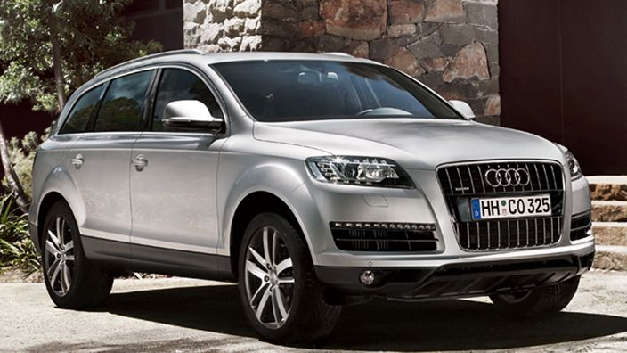 2013 Audi Q7 ... For my Angie
