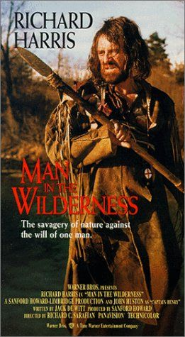 Man in the Wilderness 1971, this movie scared me as a kid.