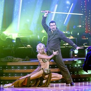 Joey Fatone and Kym Johnson To reunite on Dancing With the Stars All Stars