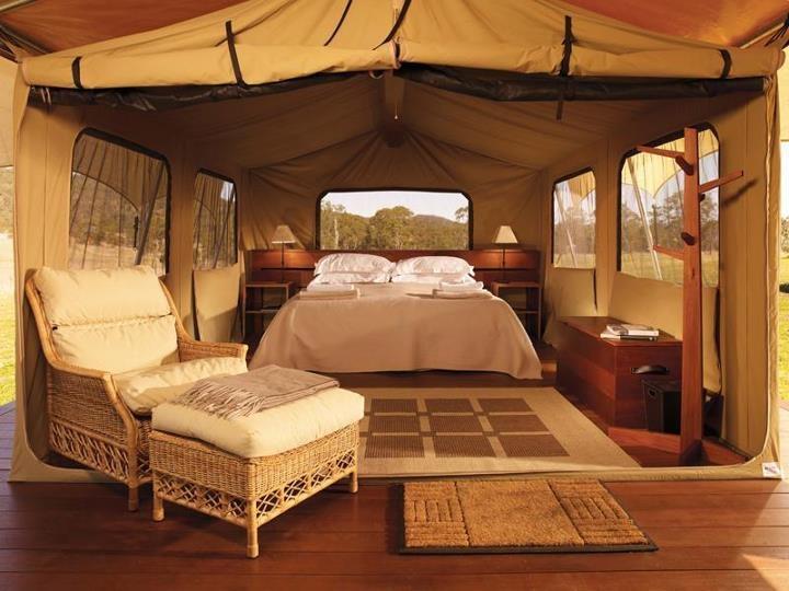 Unique Luxury Eco Camping At Spicers Canopy In Scenic Rim Queensland Australia A
