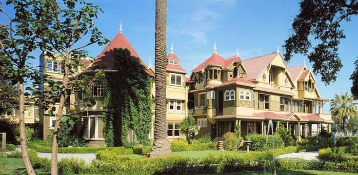 Winchester Mystery House San Jose, Ca.