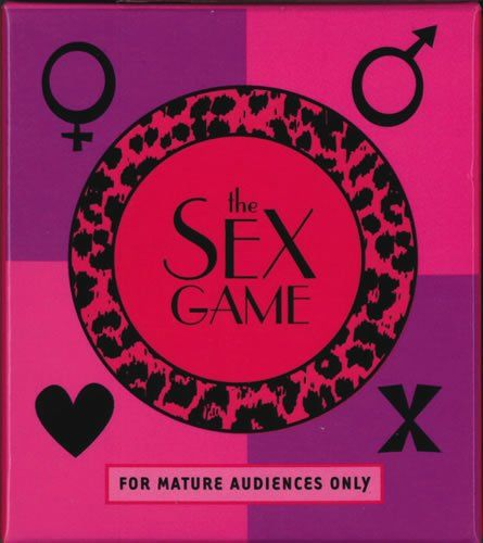 The Sex Game C$7.99