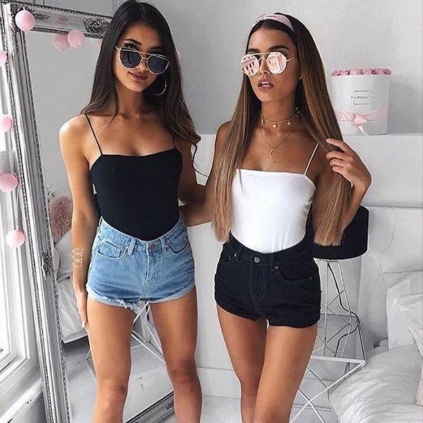 Pinterest Cynthiaatapiaa Late Summer Outfits Outfits Verano Summer Outfits
