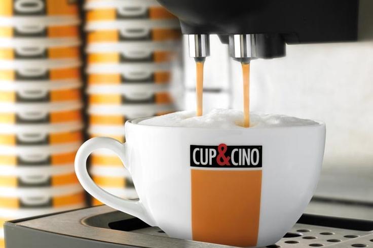 Immer frisch gemahlender Kaffee im CUP Coffee House